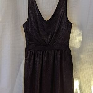 Black tank dress Med